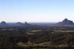 Glass House Mountains National Landscape. Photo: John Houldsworth