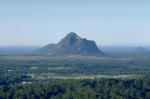 Glasshouse Mountains National Parks. Photo: John Houldsworth